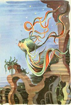 Dr. Seuss, McElligot's Pool (1947)