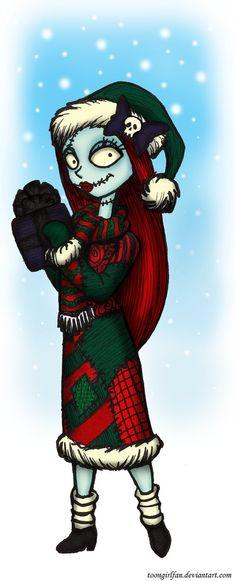 Tim Burton, Sally, Nightmare Before Christmas