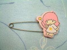 【1986】Pin ★Little Twin Stars★