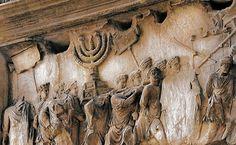 Menorá do Templo de Salomão estaria escondida no Vaticano
