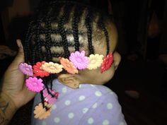 My Layla ... Quick cute hair for African American Girls