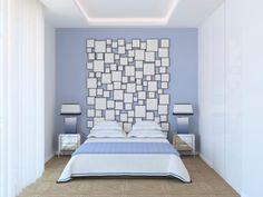 Cabeceras para tu cama muy originales