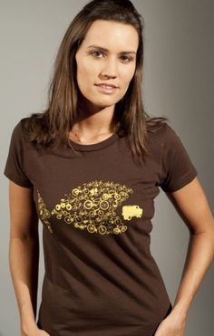 Bicycle fish tee     #bicycles #bike  http://www.fibica.com/