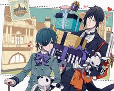Black Butler Meme, Black Butler Manga, Butler Anime, Ciel Phantomhive, Anime Guys, Manga Anime, Anime Art, 19 Days Manga Español, Sebastian X Ciel