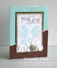 stampin up art work - fellow demonstrator