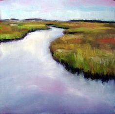 Pastel Landscape, Landscape Art, Landscape Paintings, Watercolor Paintings Nature, Abstract Paintings, Sea Art, Impressionist Paintings, Art Studios, Monet