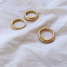 Beautiful rings by Kelci Potter http://www.kelcipotter.com/