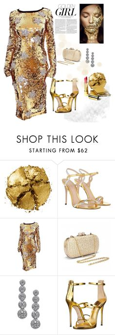"""""""Untitled #537"""" by blackparrott ❤ liked on Polyvore featuring Pat McGrath, Gucci, Dolce&Gabbana, Murphy and Giuseppe Zanotti"""