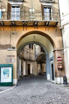 Walls of Jesi: Arco del Magistrato