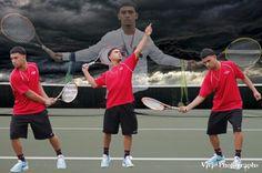Tennis graduation senior sports pictures #vividphotographs follow me on Instagram @Marco van Bemmel Hernandez for questions or shoots.