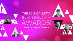 We're excited to announce the big winners of our first-ever Callbox Influencer Awards. Find out if your favorite marketing influencer made it to our list. Content Marketing Strategy, Event Marketing, Social Media Influencer, Influencer Marketing, Keynote Speakers, Personal Branding, Book Publishing, Case Study, Awards