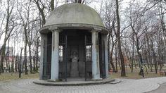 Pawilon Goethego na terenie Parku Leśnego w Głogowie