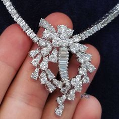 This 24.00 carat exclusive piece is really great for special events #pendant #necklace #diamond #women #exclusive #luxury #jewelry #art #design #bespoke #custom #nyc #dubai #moscow #monaco #redcarpet #event #celeb #special #expensive #wardrobe #womenswear #blogger #fashionista #handmade #beautiful #musthave #style #diamondnecklace #womensnecklace
