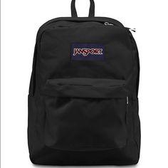 JANSPORT Superbreak Backpack ($36) ❤ liked on Polyvore featuring ...