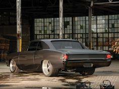 Super Chevy - Alabama Slammer - 1967 Chevy.. Love them Chevelle's