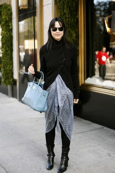 On The Street….Outside Bergdorf Goodman, NYC « The Sartorialist