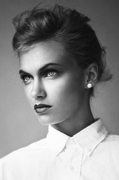 Fashion photography Karlie Kloss