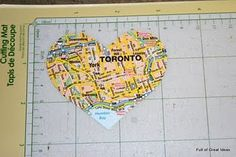 'Special place in my heart' Art - Anniversary gift Anniversary Traditions, Anniversary Gifts, Best Husband, Amazing Husband, Toronto, Arts And Crafts, Paper Crafts, Heart Art, Scrapbook Pages