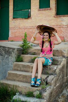 Cinco de Mayo- Senior-ita : Love Carmen Rose