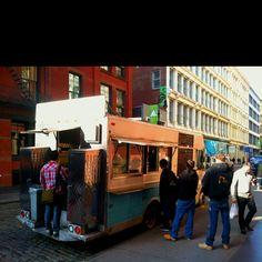TriBeCa Taco Truck!