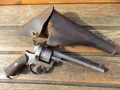 Revolver Belga 1860 - Foto 1