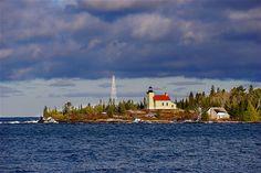 Copper Harbor Lighthouse, MI
