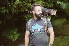 3 ESSENTIAL STEPS TO MAKE YOUR CAT AN ADVENTURE CAT IN 2016