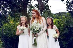 Strikkeoppskrift: Camilla Pihls Mari-genser   ELLE Norge Bridesmaid Dresses, Wedding Dresses, Fashion, Bridesmade Dresses, Bride Dresses, Moda, Bridal Gowns, Fashion Styles