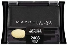 Maybelline New York Expertwear Eye Shadow Night Sky 240 2 Ea * Be sure to check out this awesome product. (This is an affiliate link and I receive a commission for the sales)