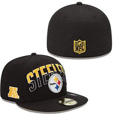 5db09484 Get this Pittsburgh Steelers 2013 Draft 59FIFTY Structured Fitted Cap at  ThePittsburghFan.com Pittsburgh Steelers