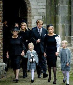 Herdenking prins Johan Friso.