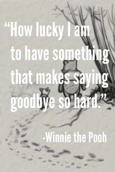 Who would of thought mr Winnie the Poo would have Said this    #Quote #Wisdom