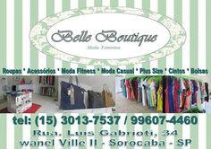 Belle Boutique Moda Feminina