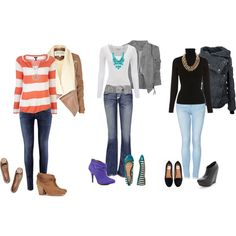 winter women's outfits