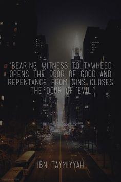 TAWHEED- Allah's Oneness www.LionOfAllah.com