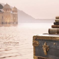 Louis Vuitton's Travel Collection features Enchanted India #bags #fashion
