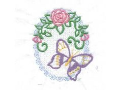 "This free embroidery design is called ""Almost Spring"".  Download it today!"