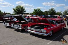 We were in Tupelo for the Blue Suede Cruise over the weekend and got some great video footage and photos. Cool cars, great music, poker run and perfect skies! What more could you ask for? Tell us what you think!  http://www.gearheads4life.com/event-coverage/tupelo-blue-suede-cruise/
