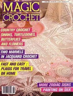 Magic Crochet n° 60 - leila tkd - Picasa Webalbumok