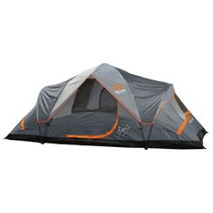Bear Grylls Eight-Person Rapid Easy-Up Tent  sc 1 st  Pinterest & Rapid Series 6 Person Tent with easy set-up instructions! | Bear ...