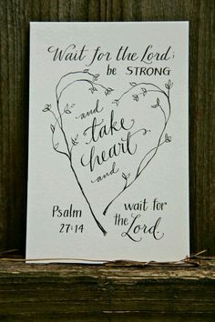 Salmos 27:14 - Versículo Bíblico