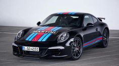 The Porsche 911 Martini Racing Edition graphics are coming stateside - Road & Track