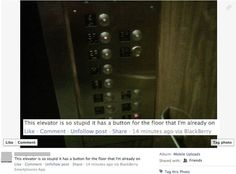 They Posted What?  15 Facebook Fails!