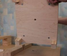 Making the Drill Press. Is It Worth It? [Build + Tests]: 17 Steps (with Pictures) Homemade Drill Press, Drill Press Stand, Speed Square, Construction Tools, Do It Yourself Projects, Wood Screws, Wood Glue, Woodworking Shop, Bamboo Cutting Board
