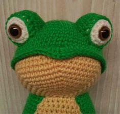How to Make Amigurumi Frog - Amigurumi Frog Tutorial
