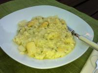 Rezept weißes Spargelrisotto von bellamarie - Rezept der Kategorie sonstige Hauptgerichte