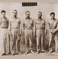Información publicada el 18 de junio de 2012 Revista El Cañero: Invasión del 19 de junio del 1949 por la Bahía de ...