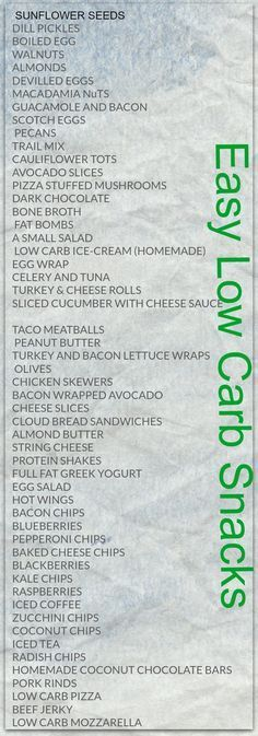 easy low carb snacks #carbswitch Please Repin