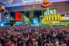 Fremont Street Experience.