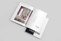 Free Letter Size Magazine Mockup (94.32 MB) | freedesignresources.net | #free #photoshop #mockup #magazine